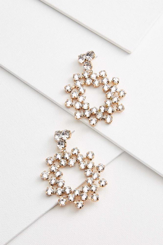 Cluster Burst Earrings