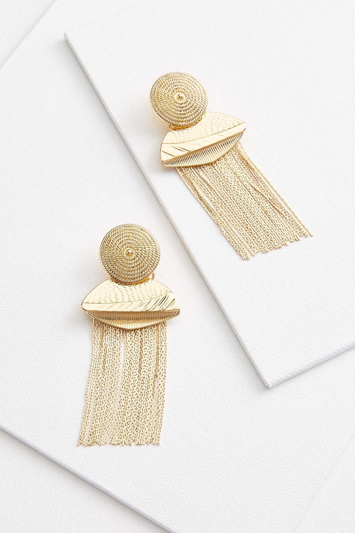 It's All Golden Earrings