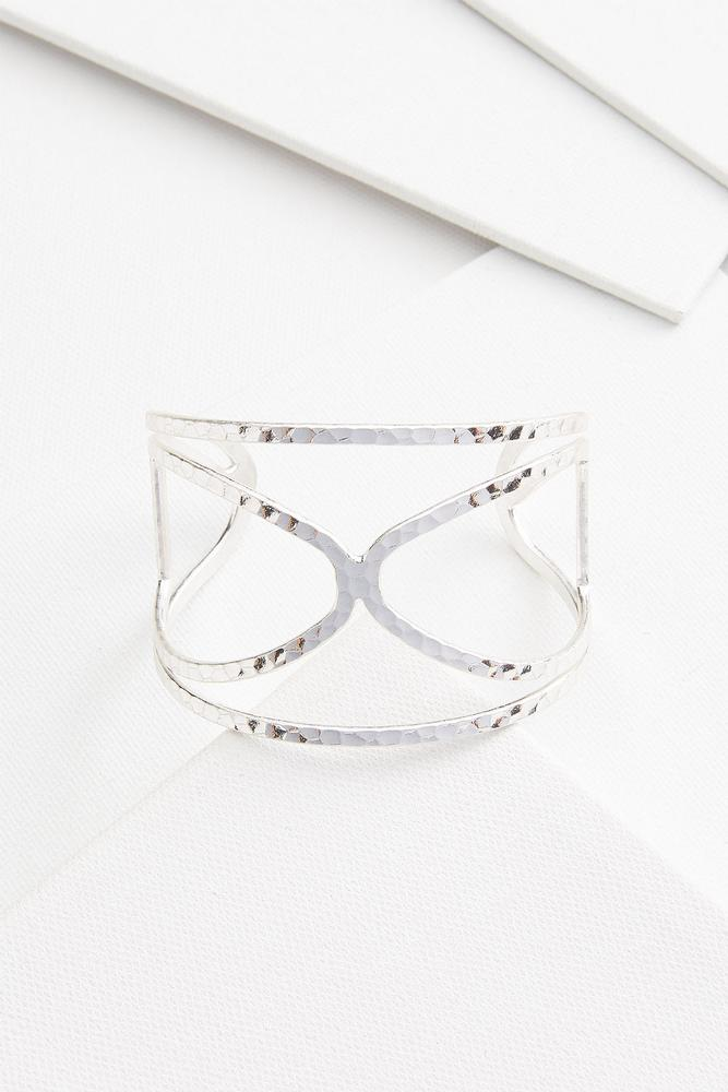 Boho Metal Cuff Bracelet