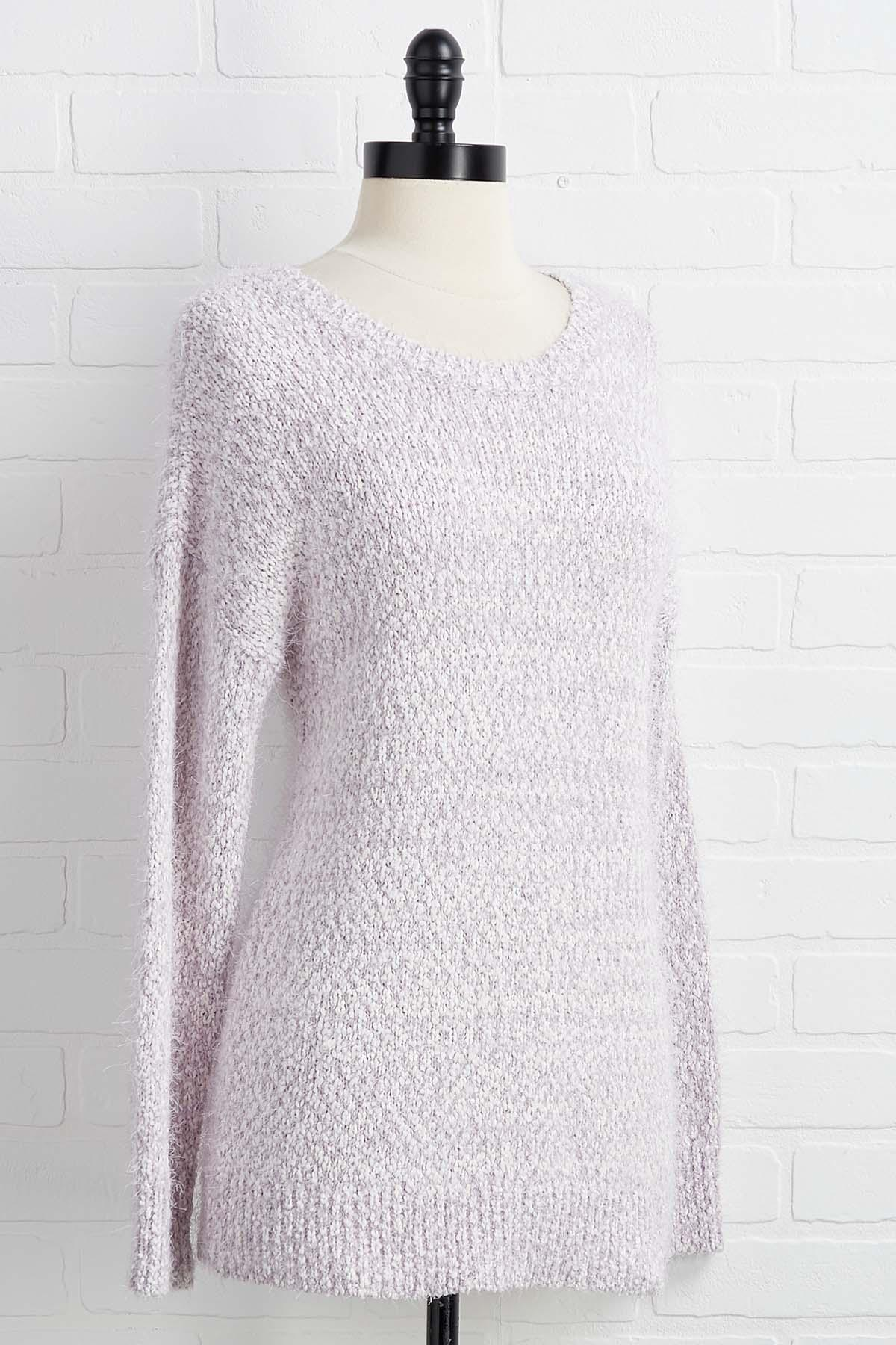 Out Of Lilac Sweater