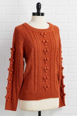 center stage sweater