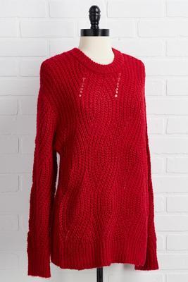 santa baby sweater