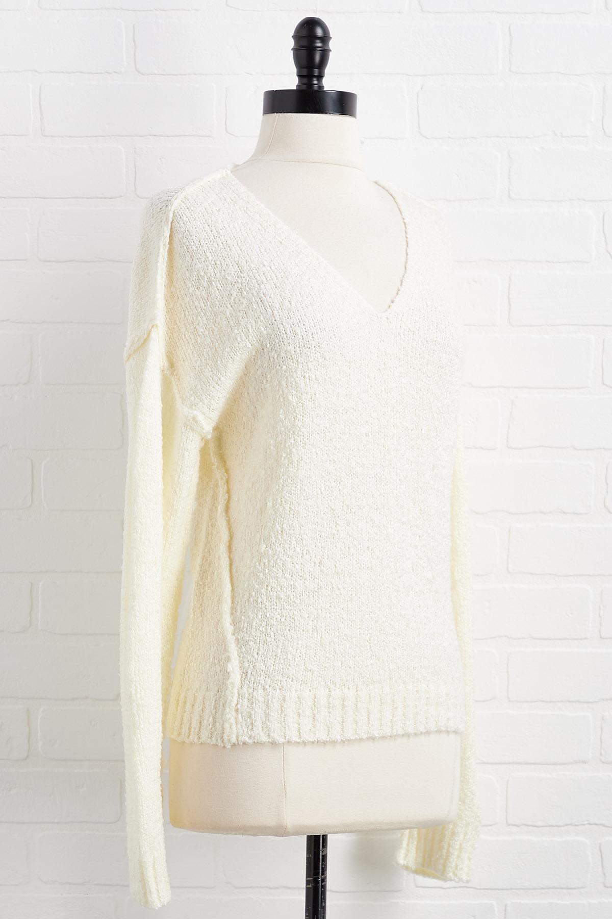 Snow Queen Sweater