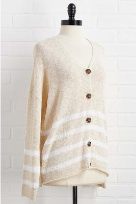 new season cardigan