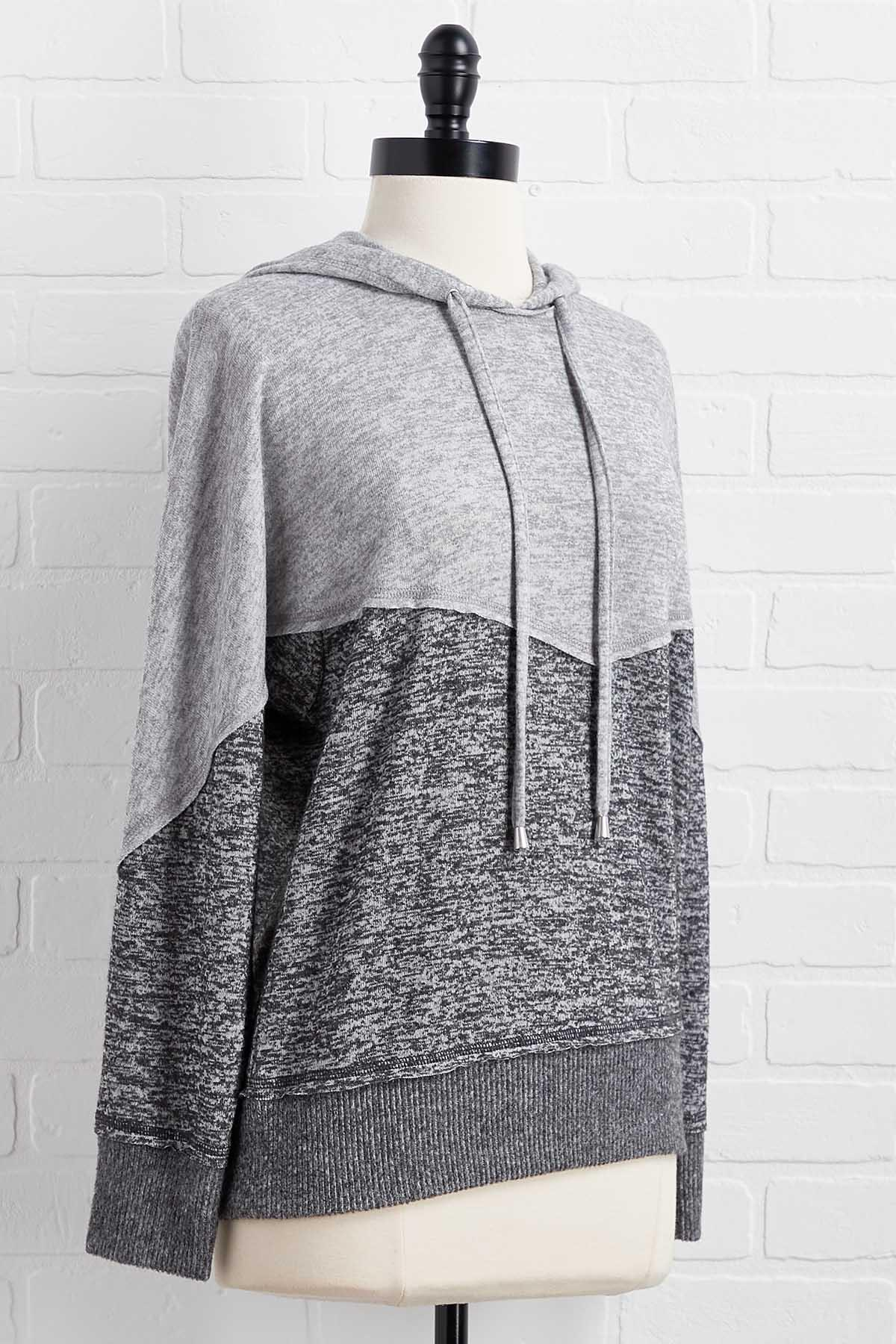 On The Run Hoodie Top