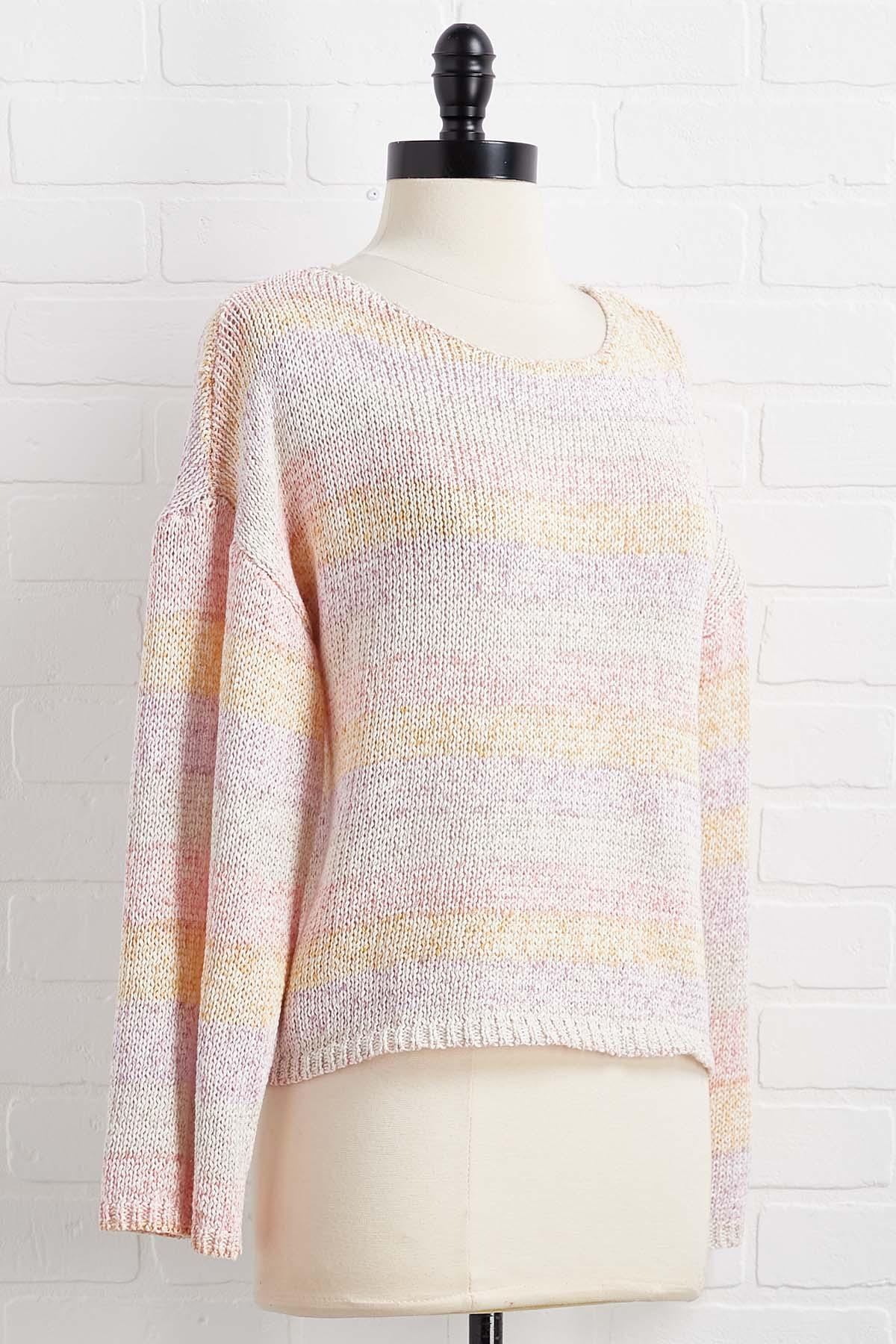 Make Knit Or Break Knit Sweater