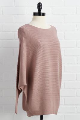 you`re a dolman sweater