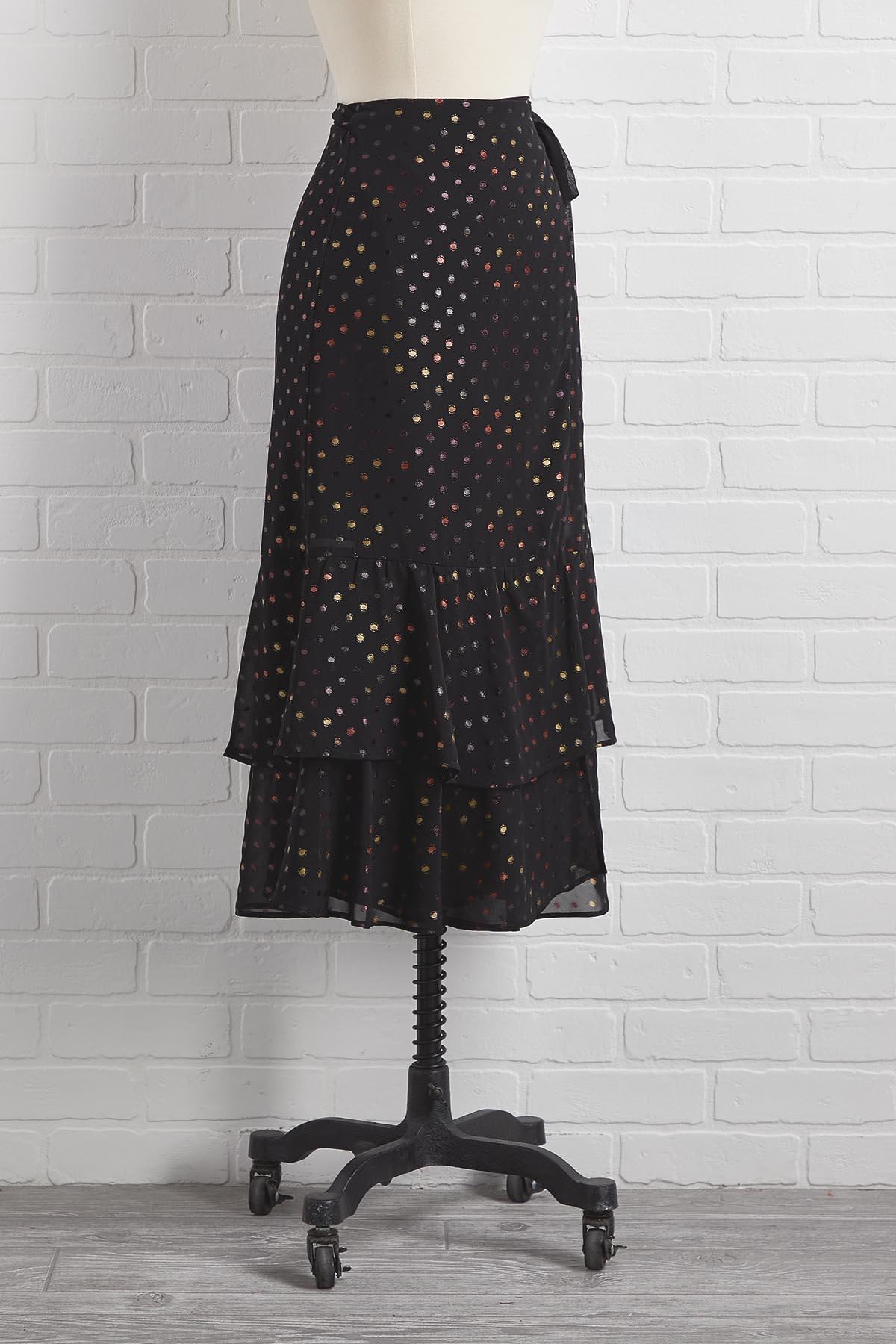 Dot To Do It Skirt