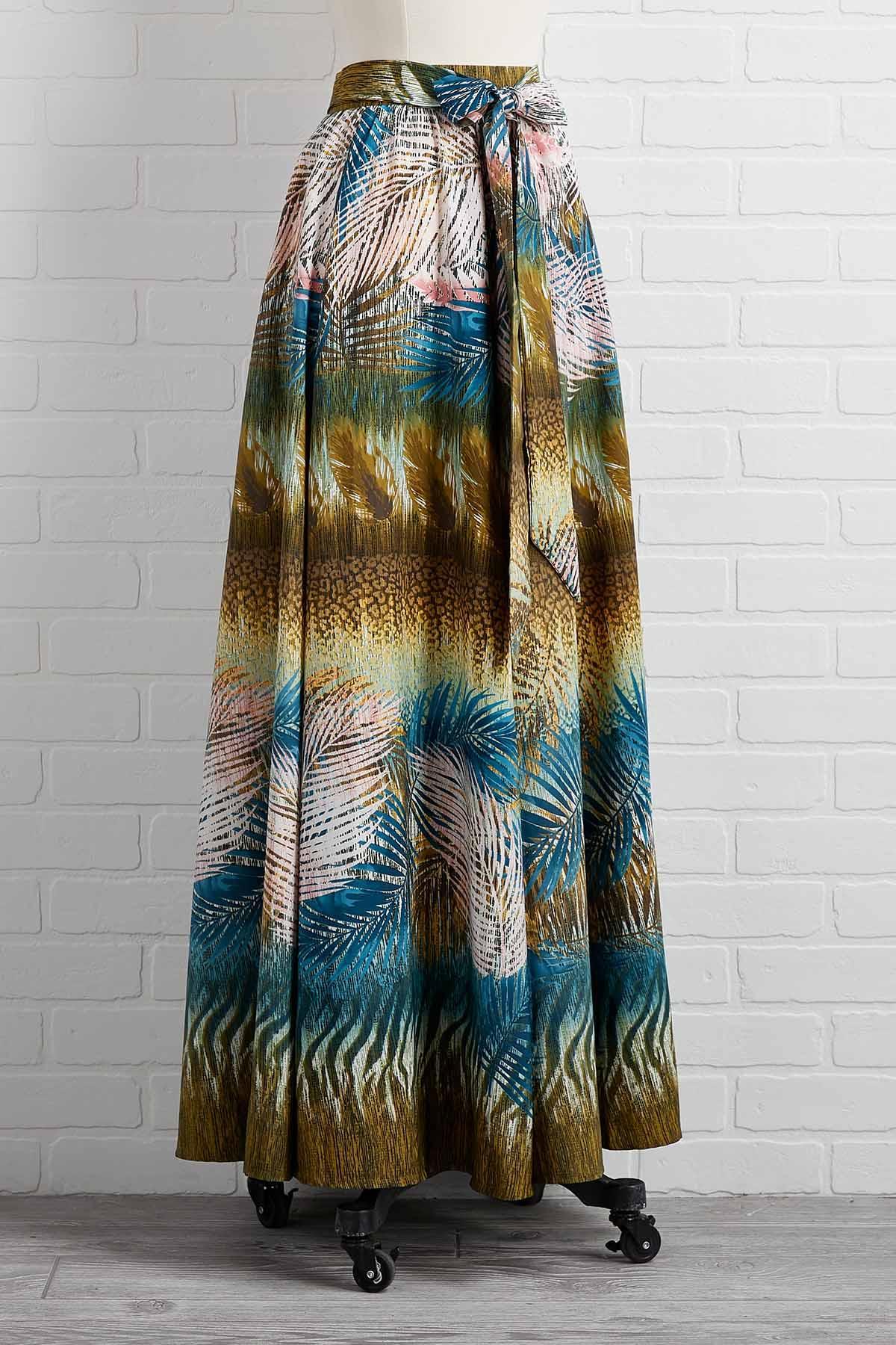 Miami Nights Skirt