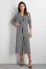 All Day And Stripe Jumpsuit