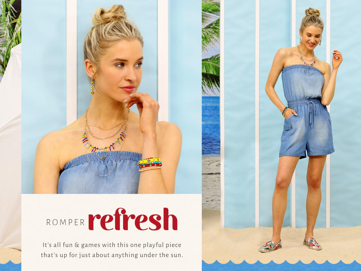 Romper Refresh collection