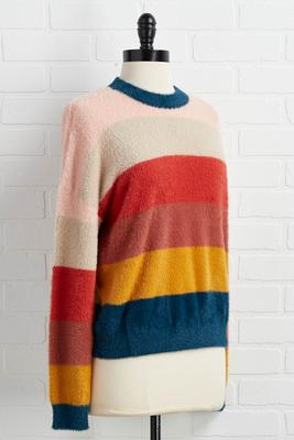 all the time sweater