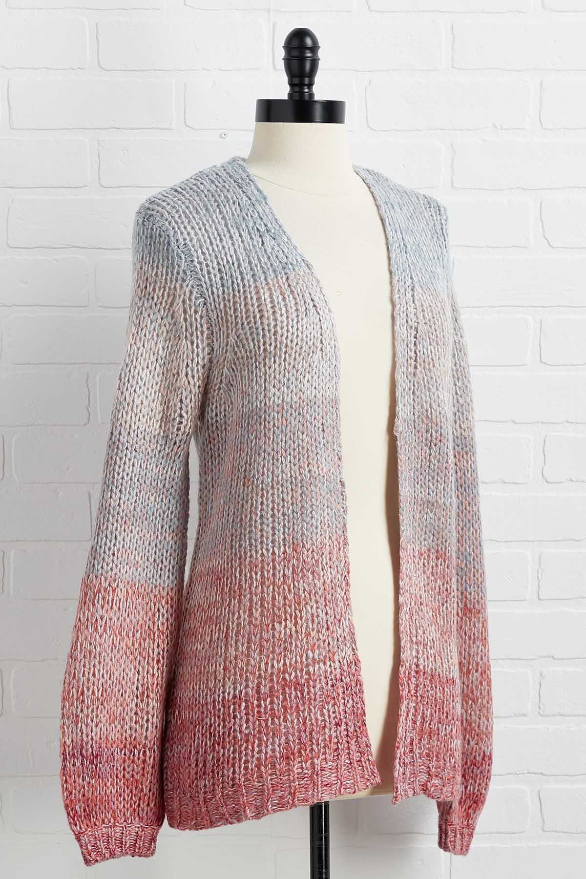 Seasons Change Cardigan