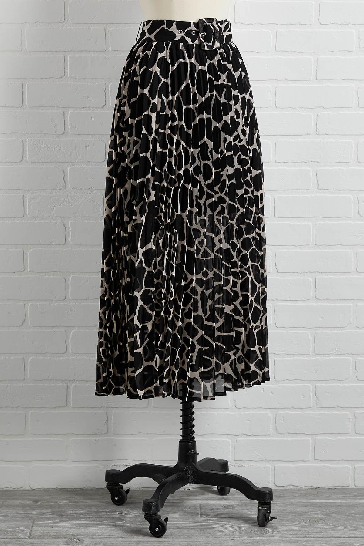 Wild Night Skirt