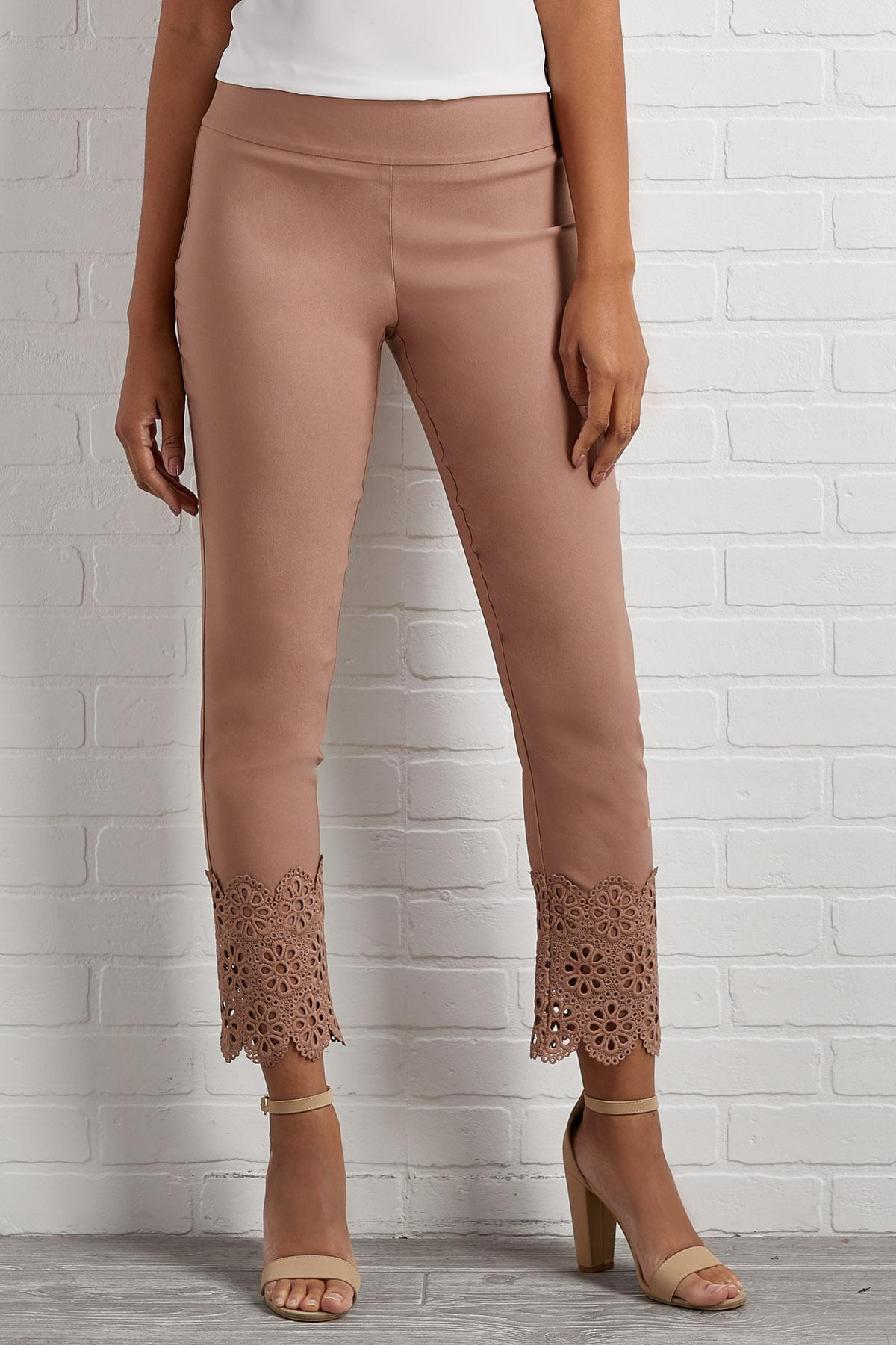In Love With Hem Pants