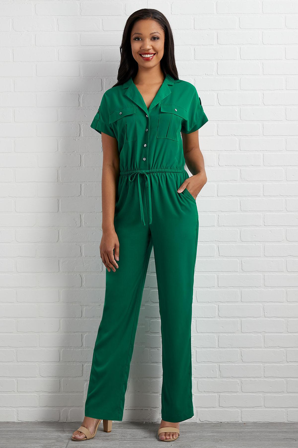 Waiting On The Weekend Jumpsuit