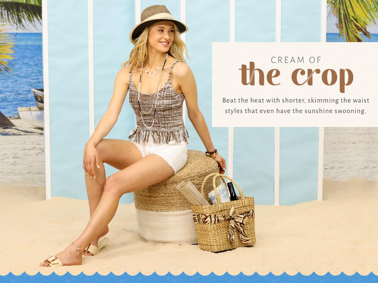 Cream of the Crop collection