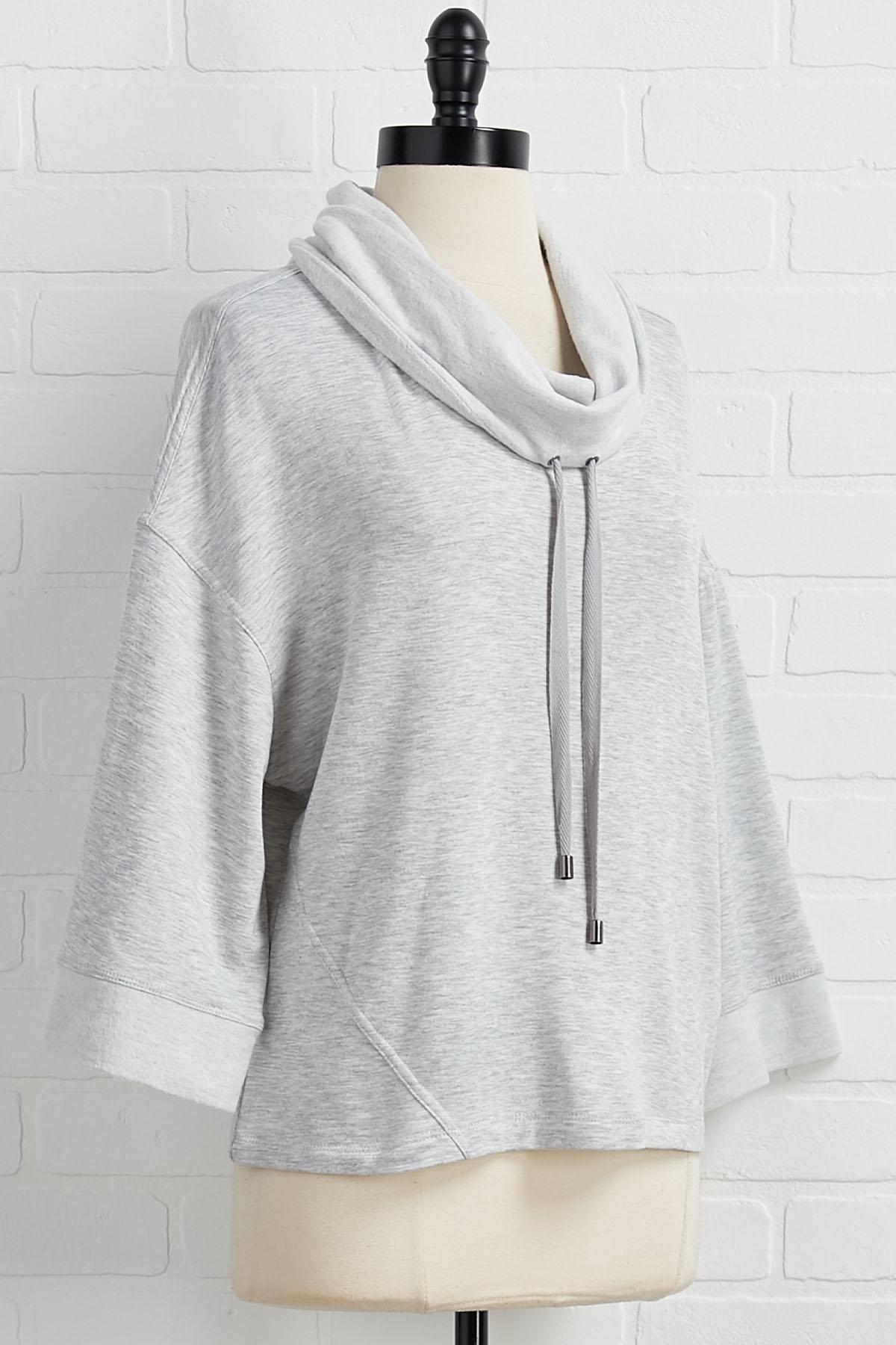 Go Casual Fleece Pullover