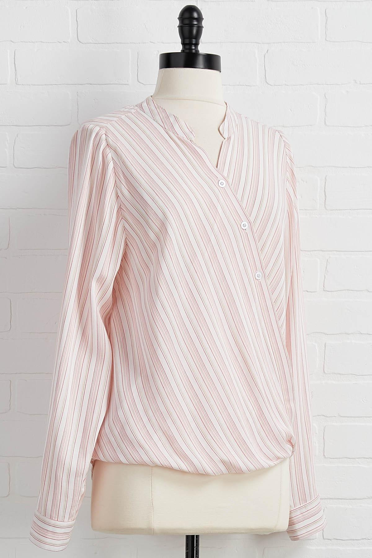 Highs And Lows Hem Top