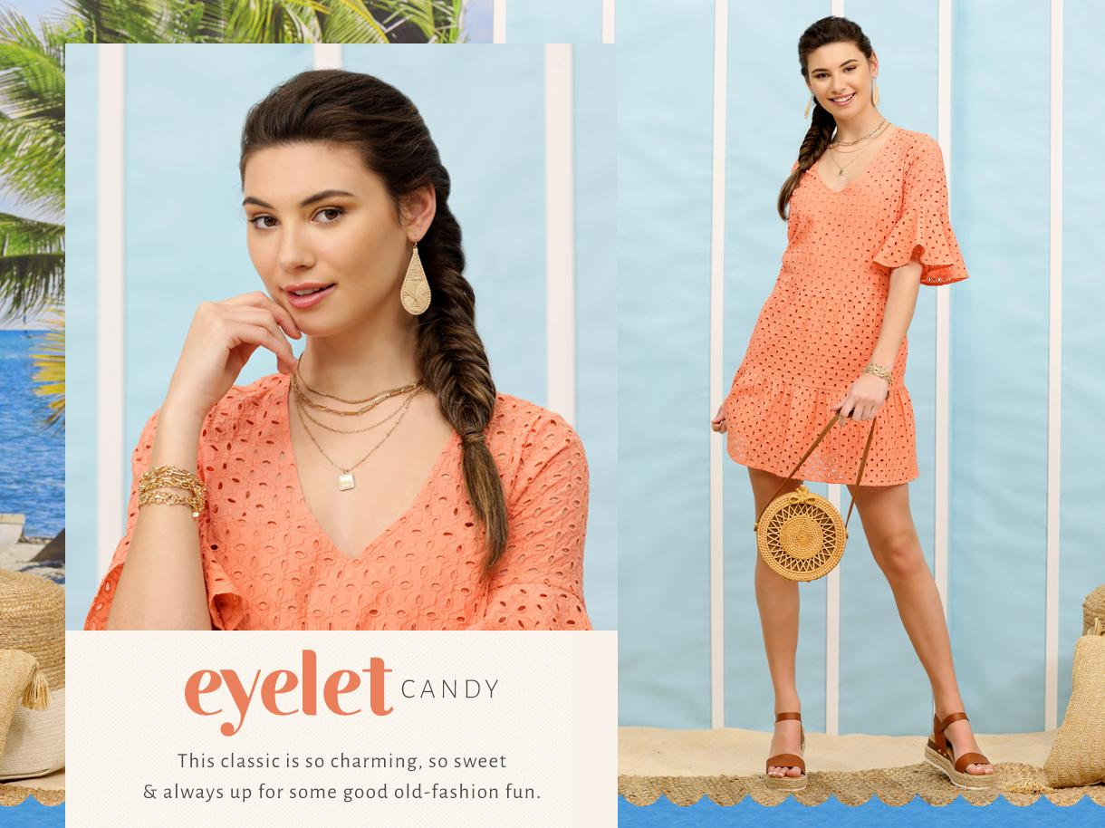 Eyelet Candy collection