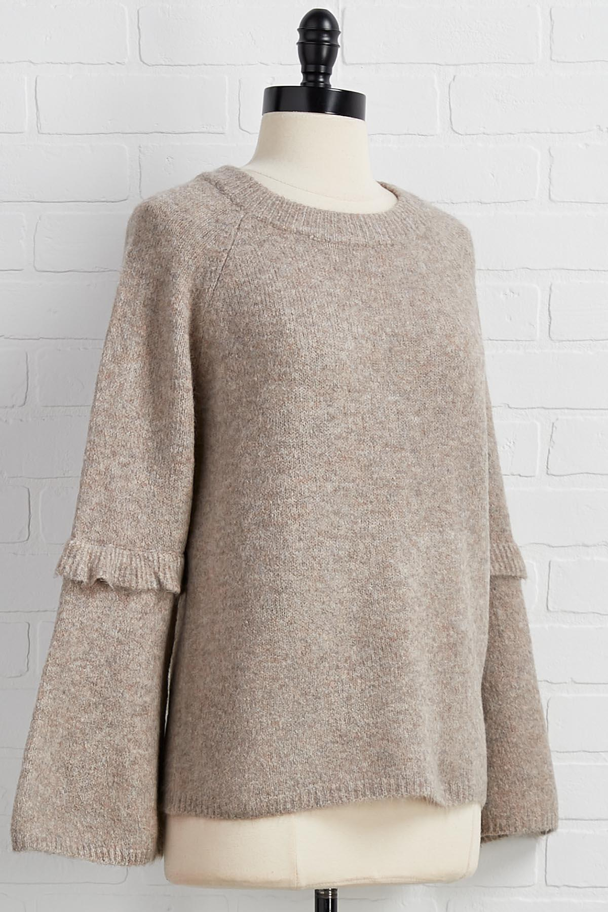 Knit Back And Relax Sweater