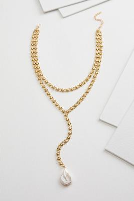 vintage chain necklace