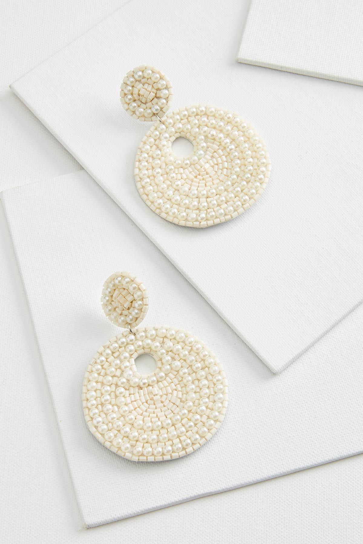 Pearls Rule Earrings