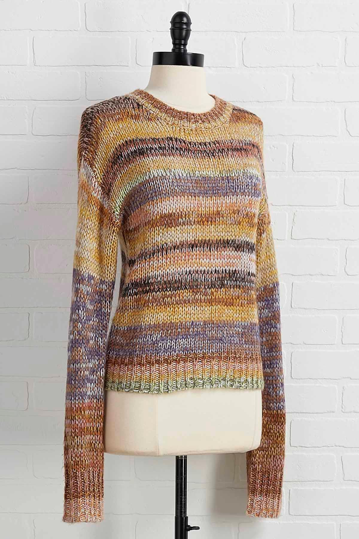 Staying Neutral Sweater