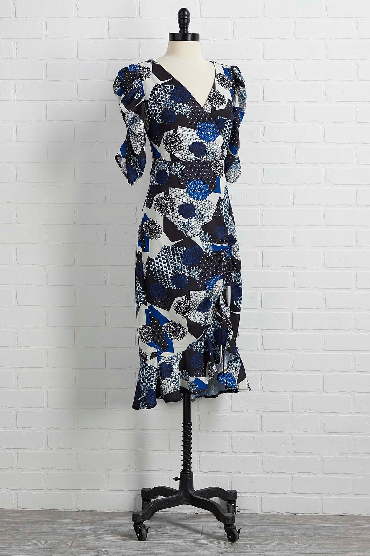 Be Bold Midi Dress