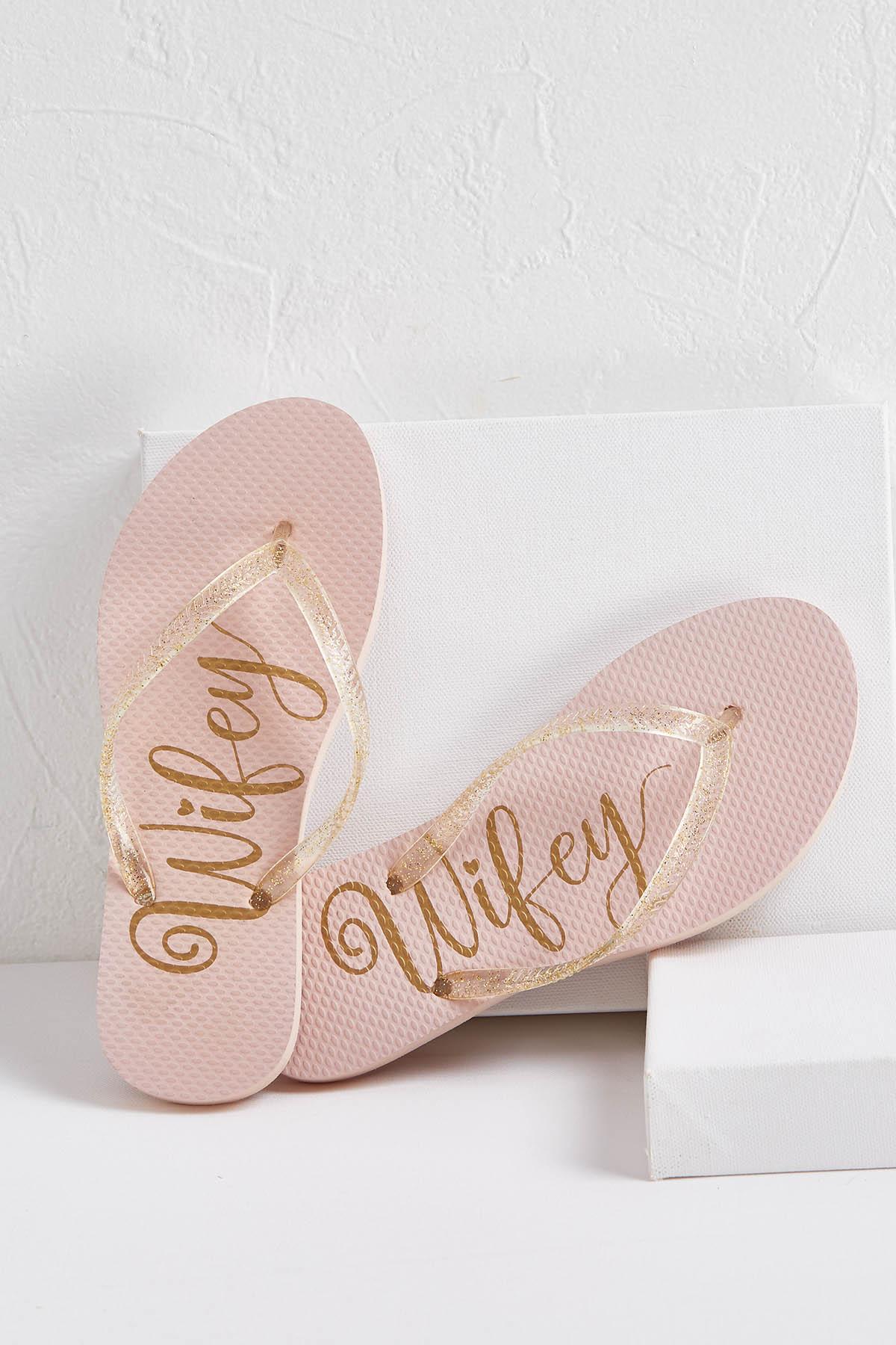 Wifey Flip- Flops