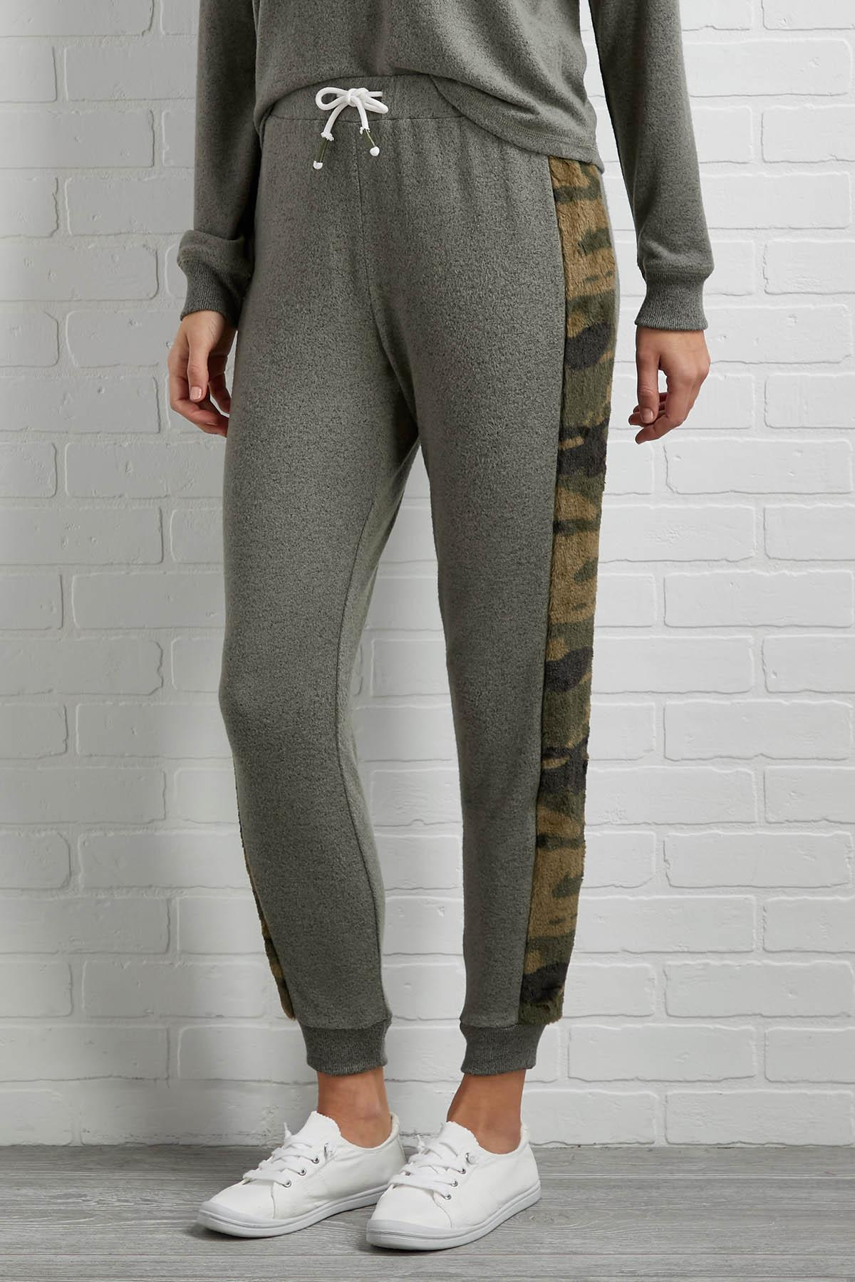 Blow Your Cover Joggers