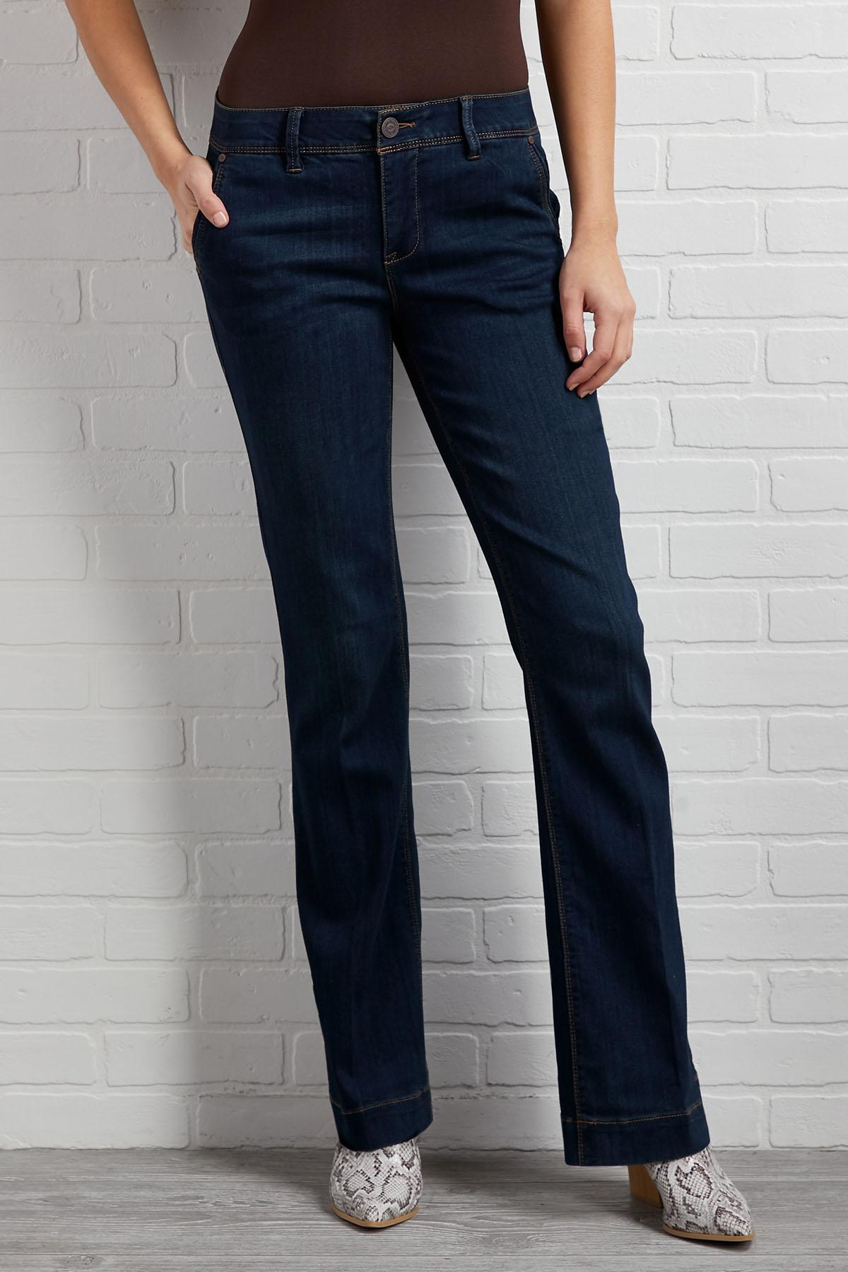 Nine To Five Jeans