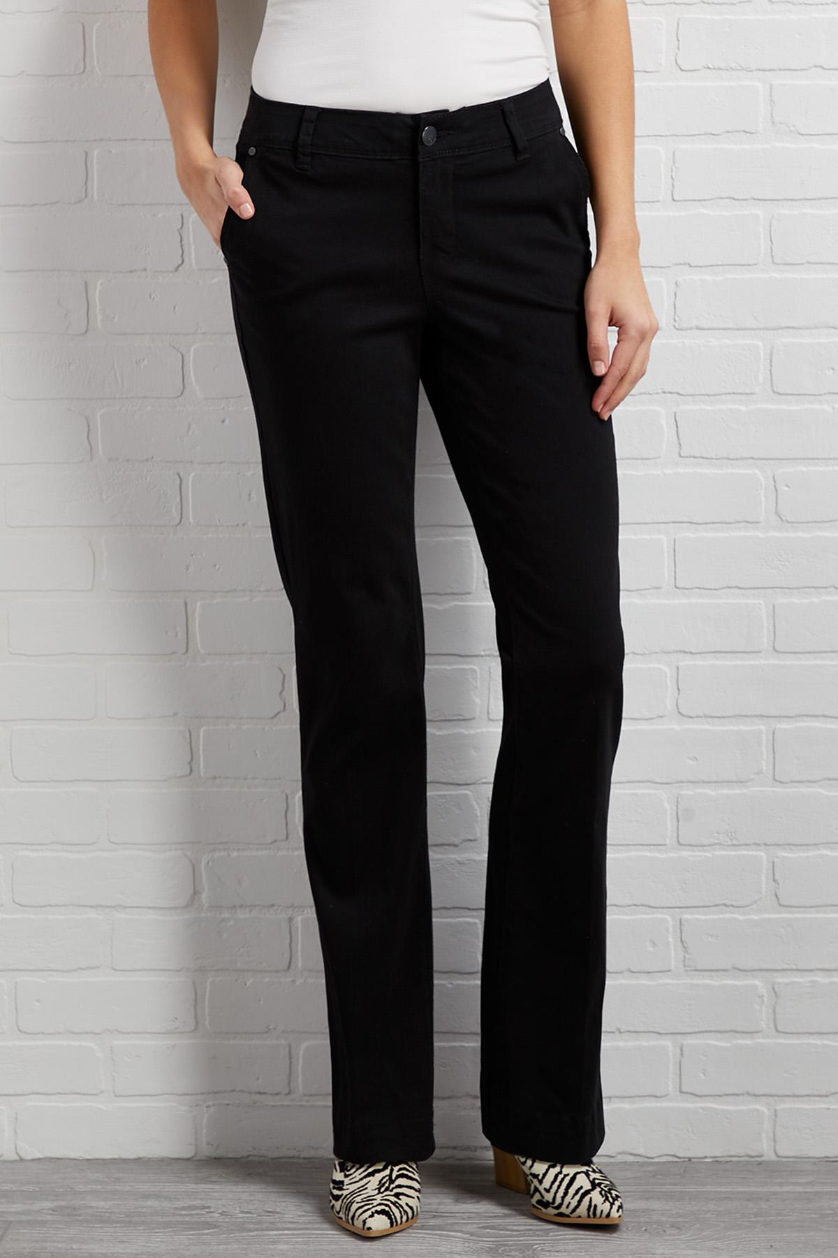 Don ` T Really Flare Jeans