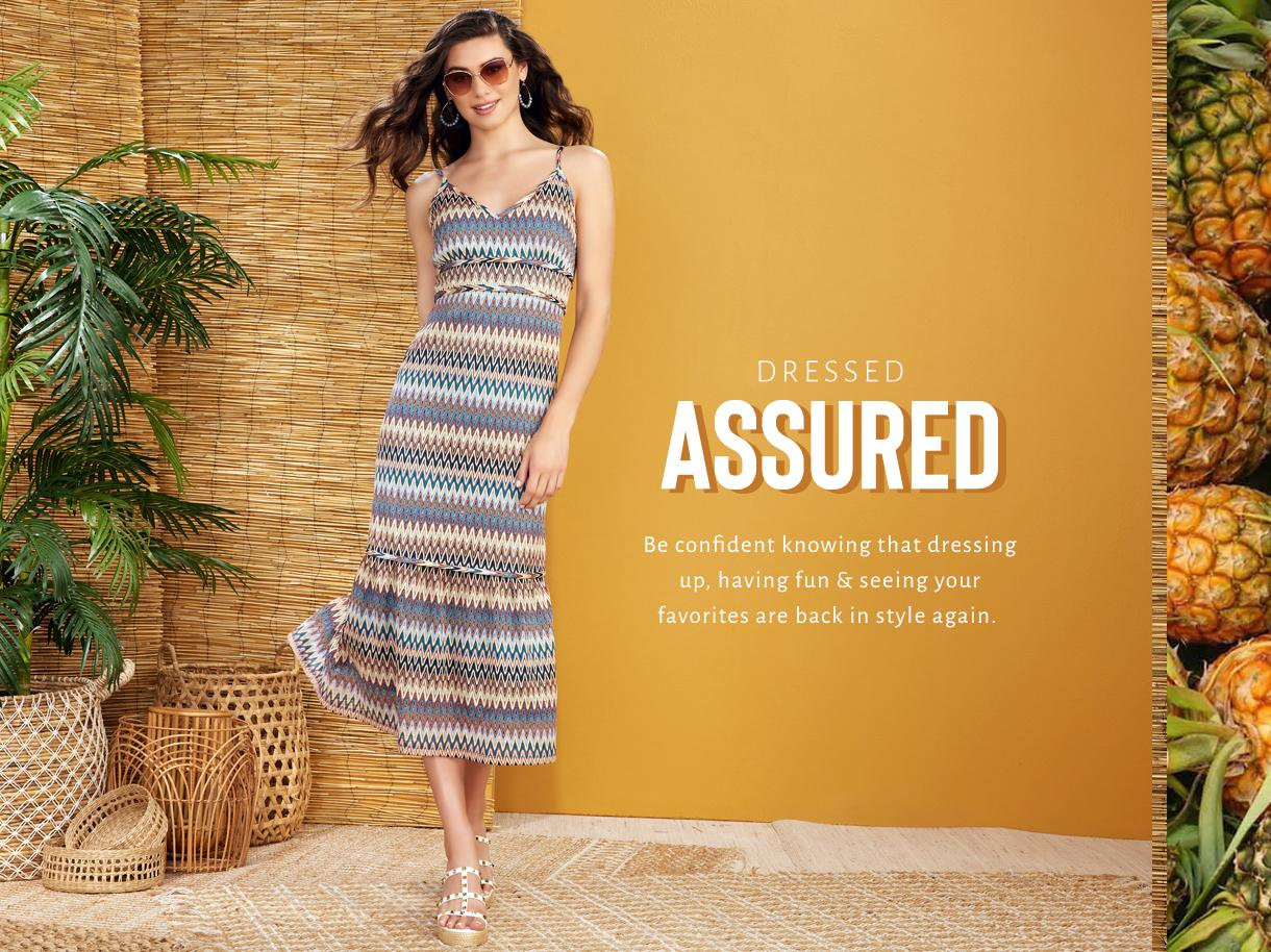 Dressed Assured collection