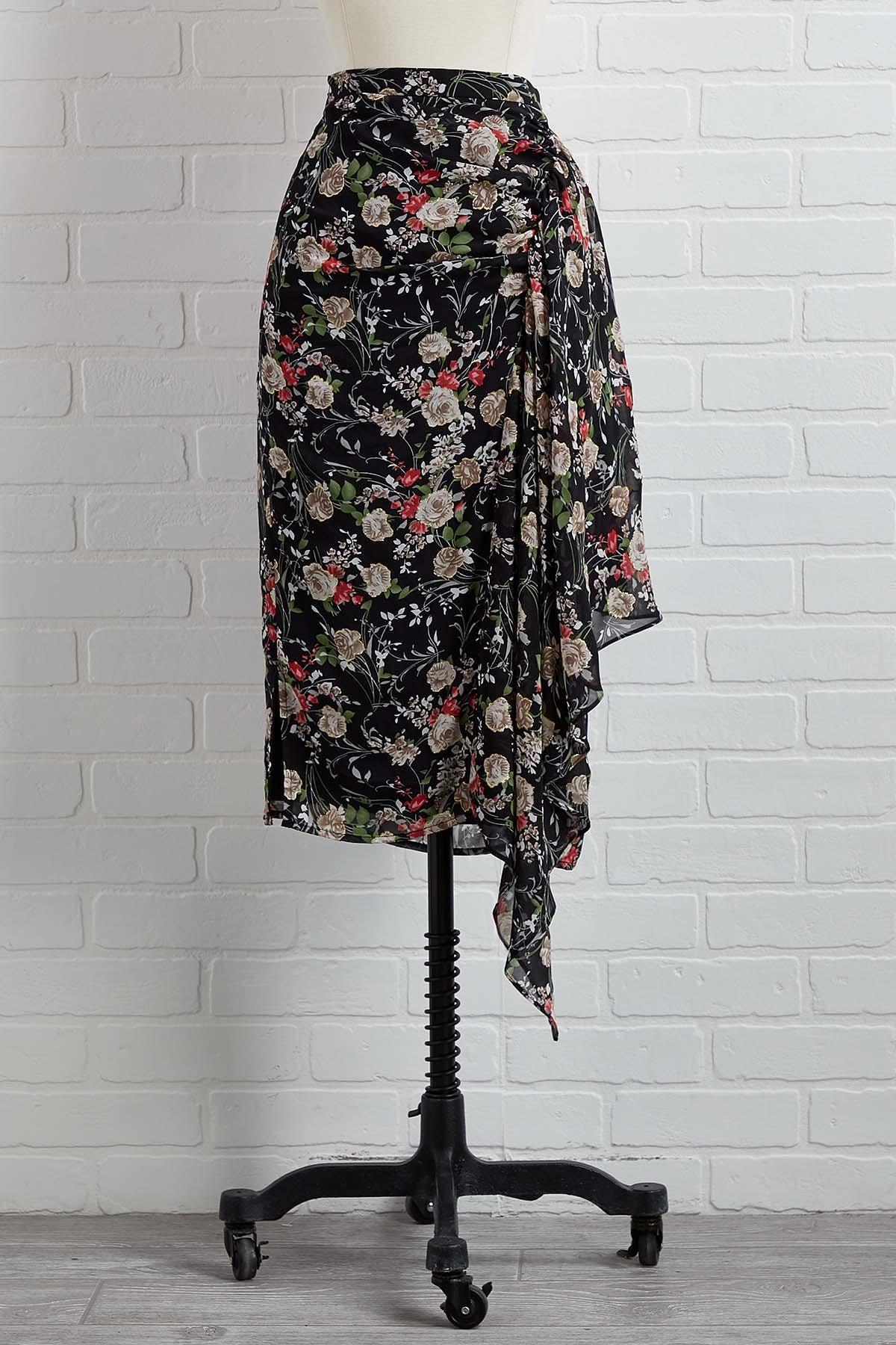 Flower Of Love Skirt