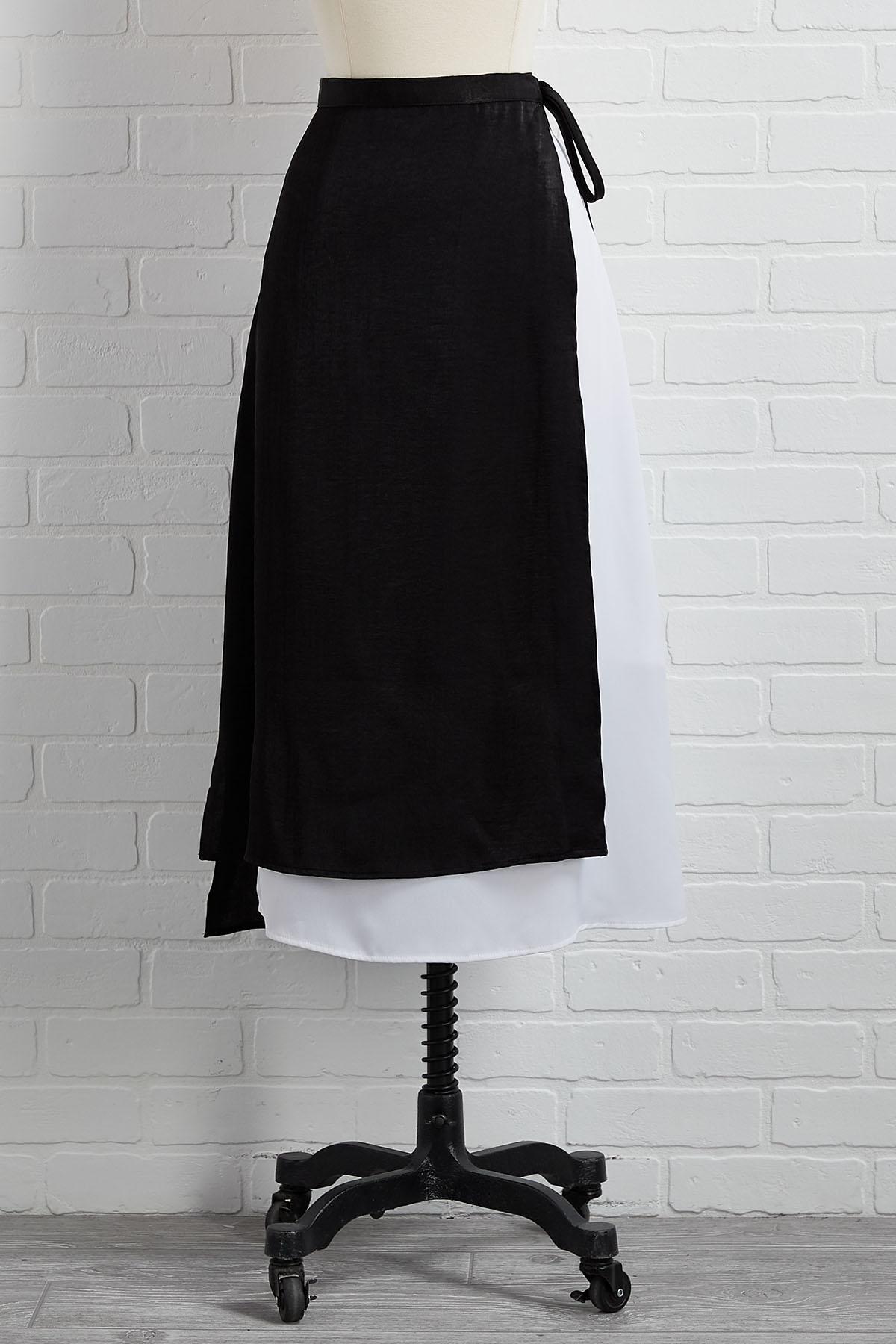No Looking Back Skirt