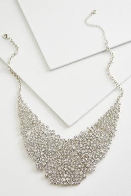 bling bib necklace