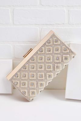 pearl`s best friend clutch