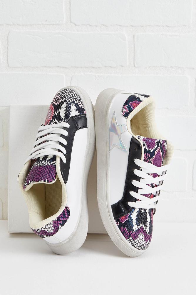 Shining Star Sneakers