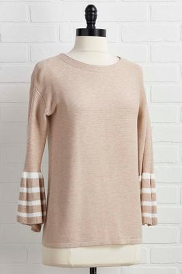 nothing nude here sweater
