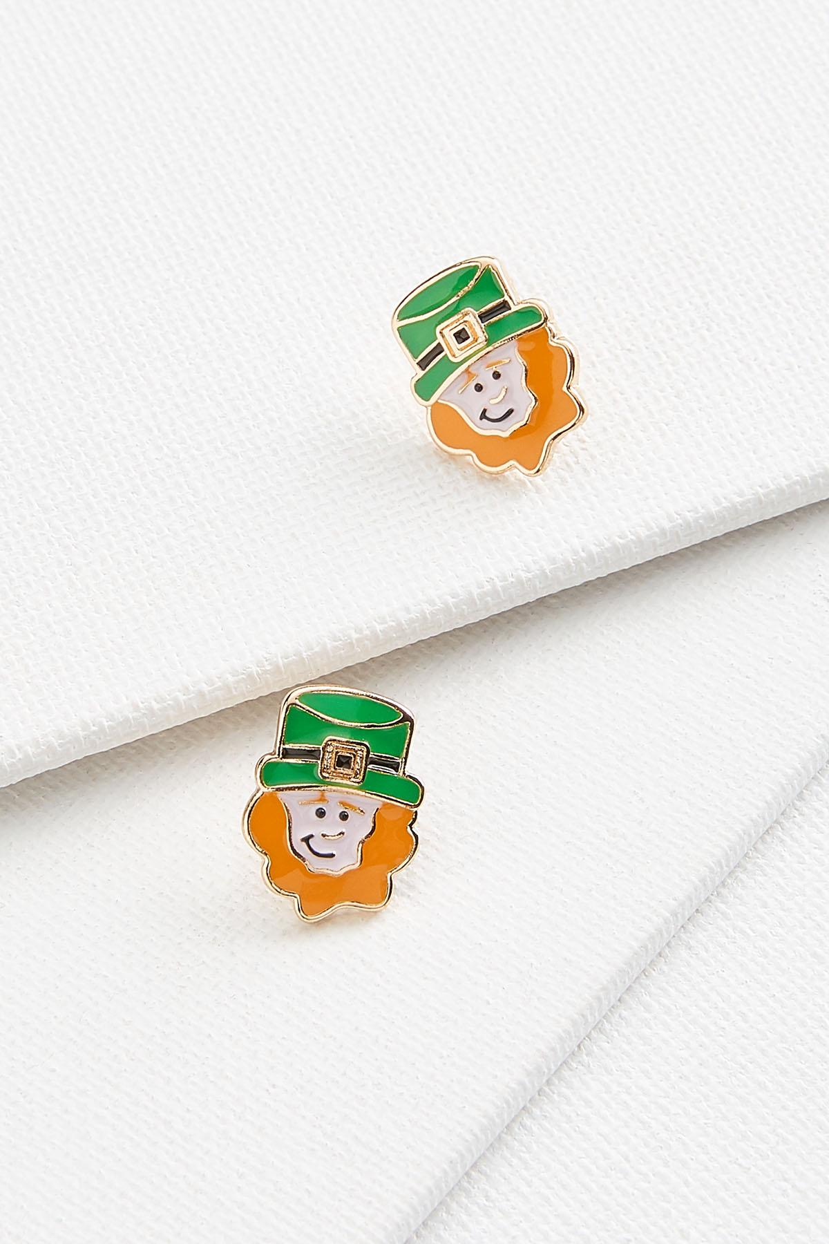 Leprechaun Earring