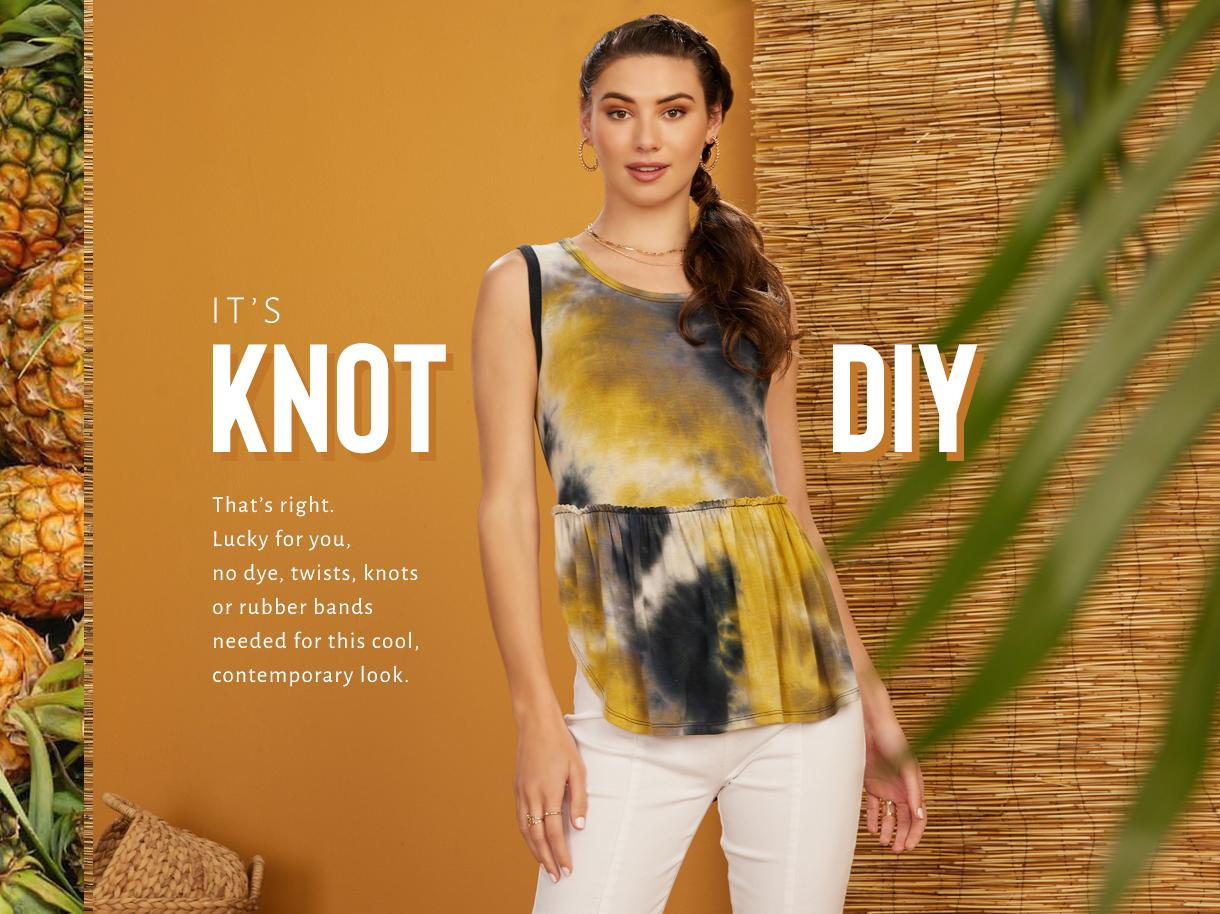 It's Knot DIY collection