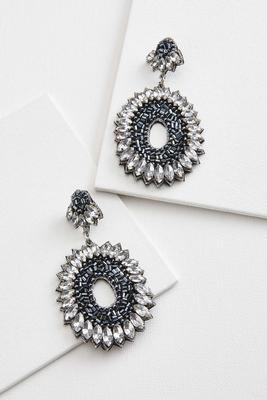 glam girl earrings