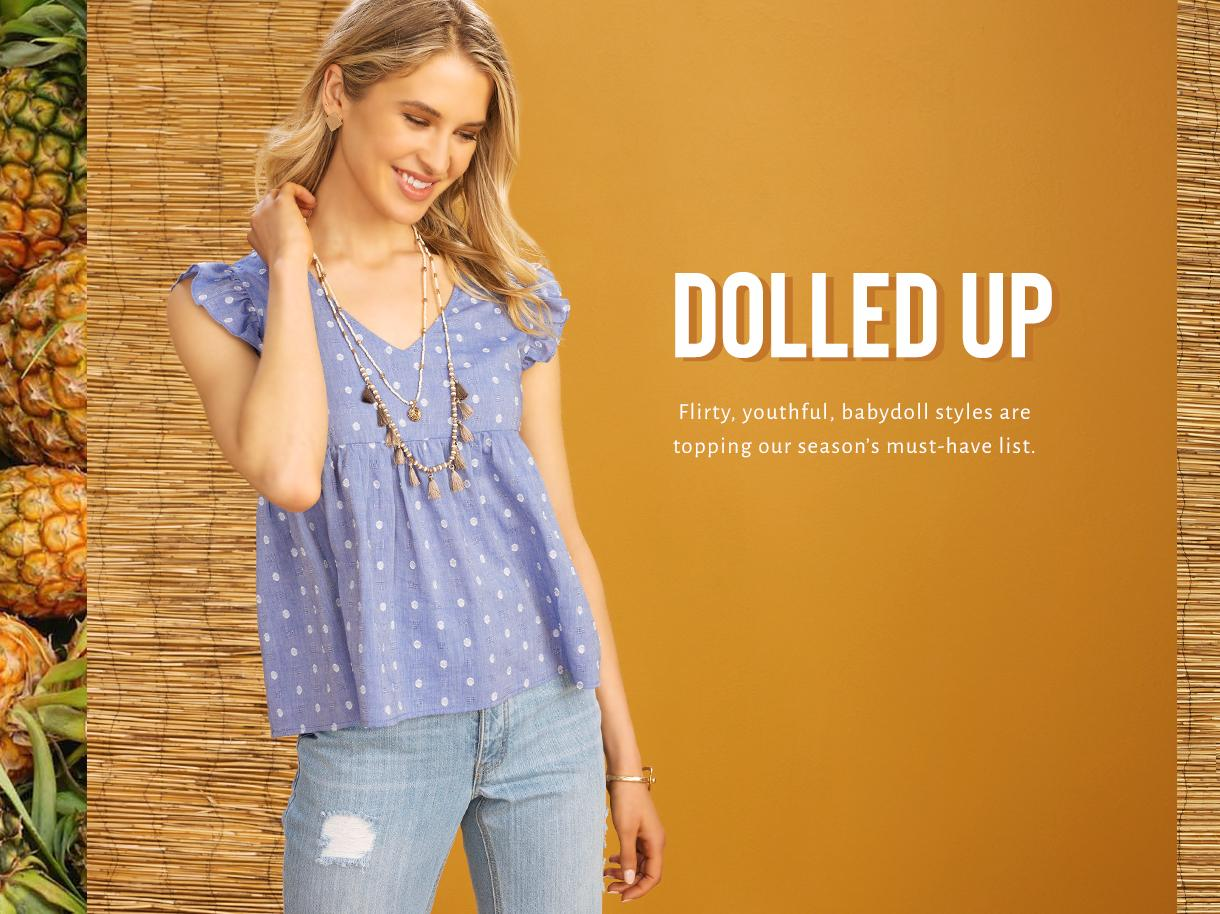 Dolled Up collection