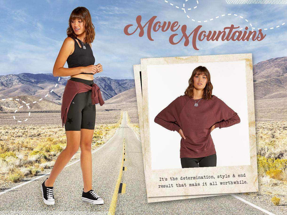 Move Mountains collection