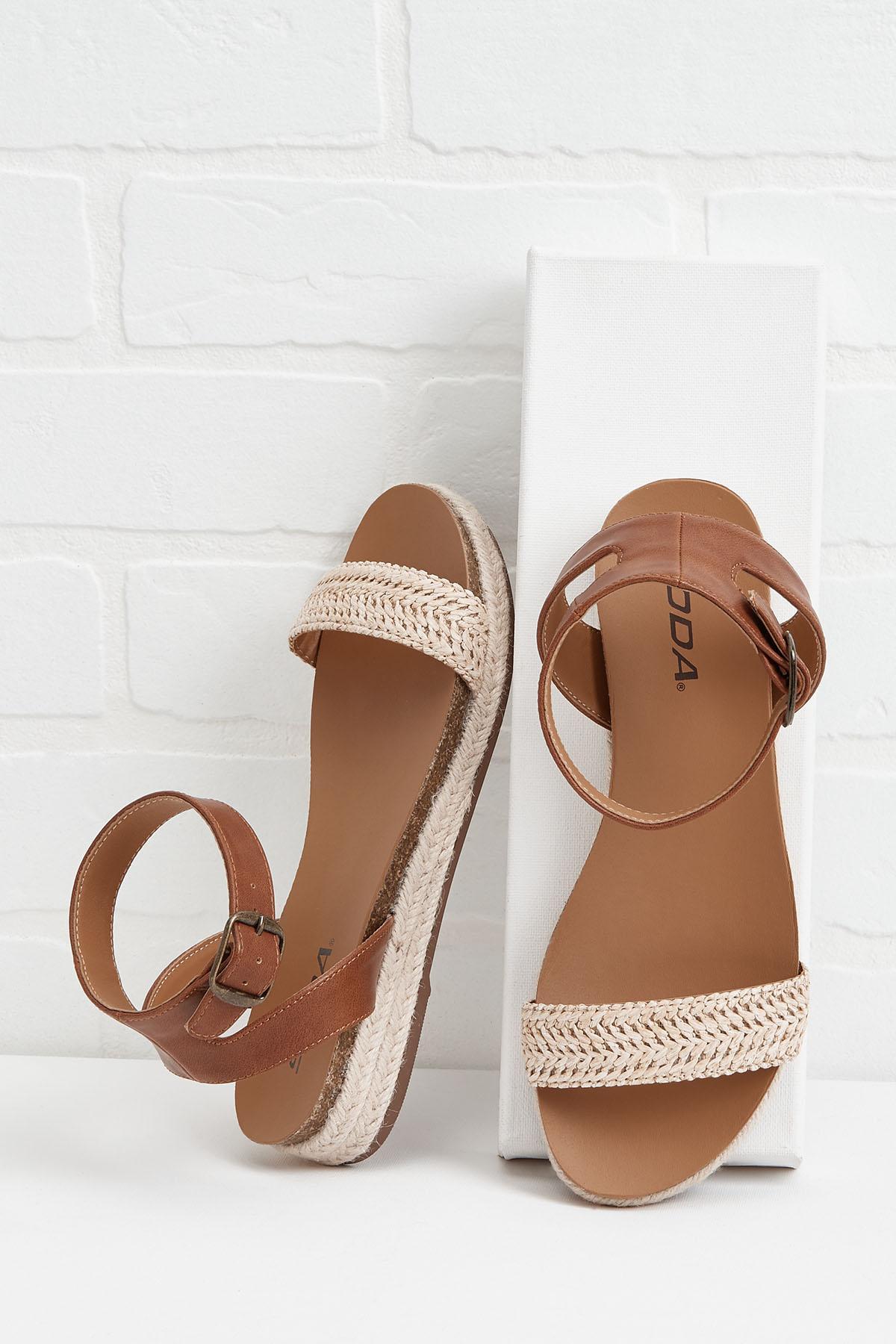 The Last Straw Sandals