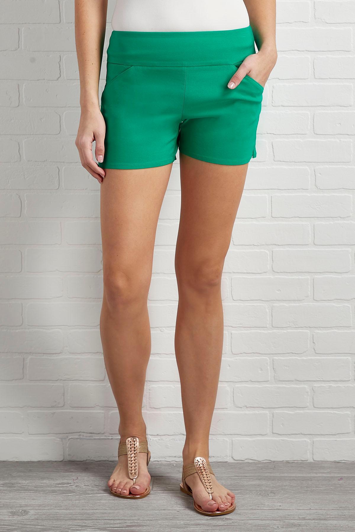 Freshened Up Shorts
