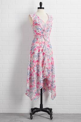blooming romance dress