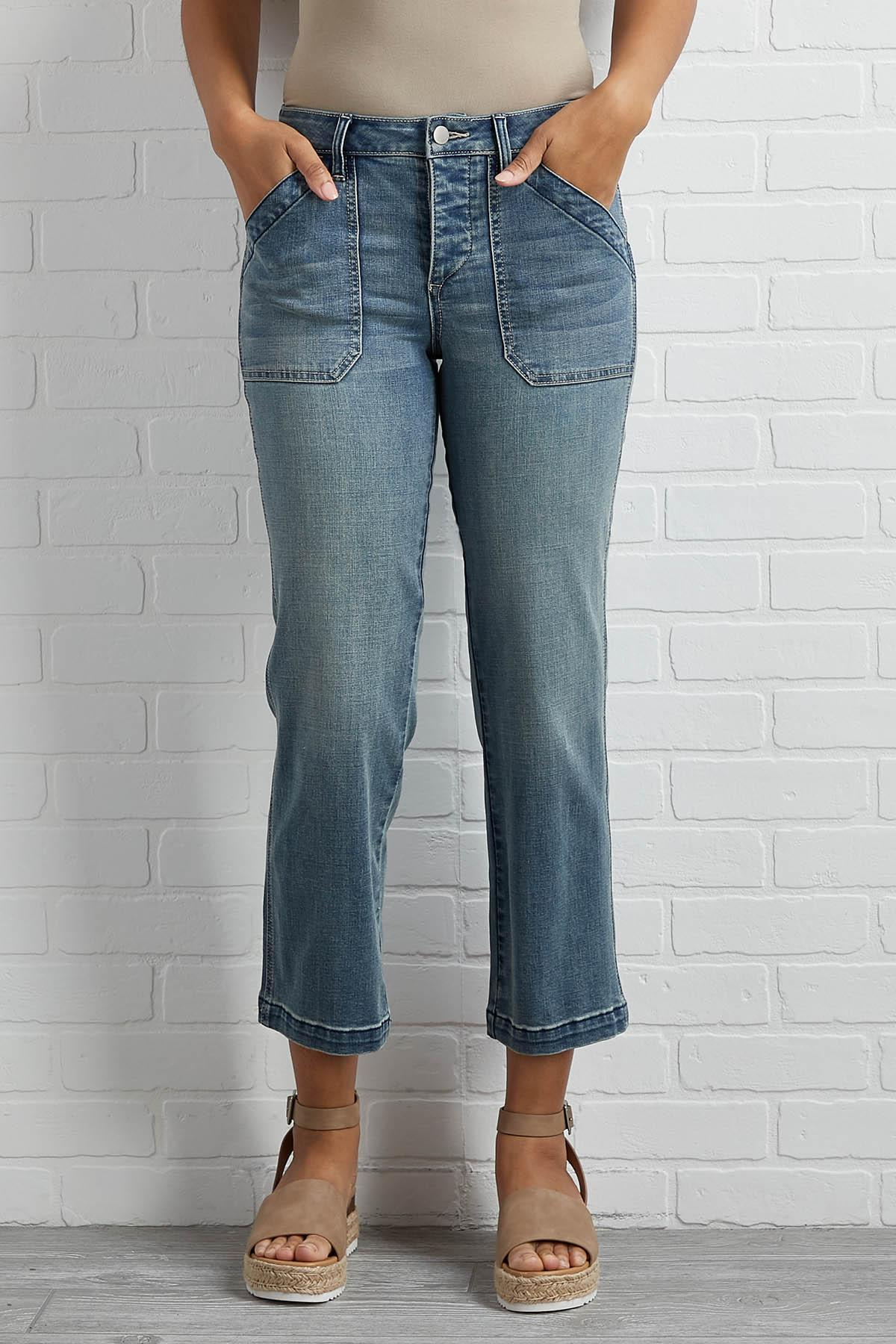 Taking The High Road Jeans