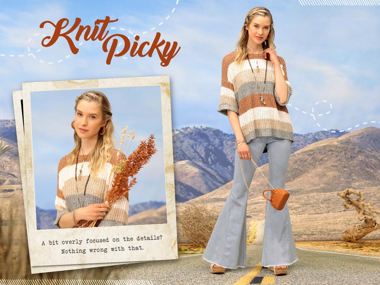 Knit Picky collection